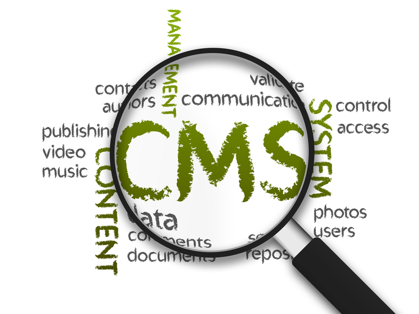 Why consider a CMS?