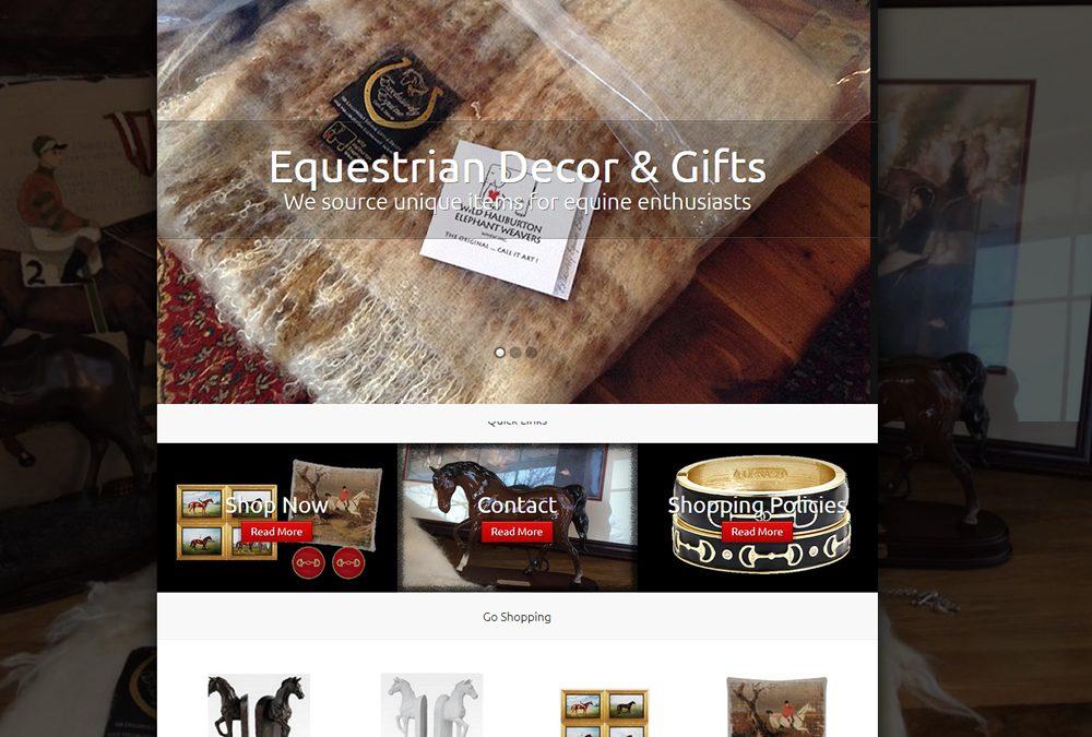 Equine E-commerce