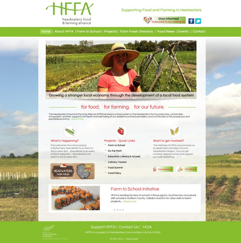 Headwaters Food and Farming
