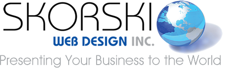 Skorski Web Design Inc. | Small Business Web Design & Development serving Orangeville, Ontario