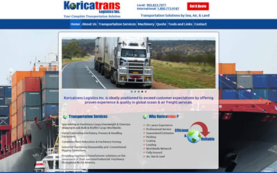 Global Transport Specialist