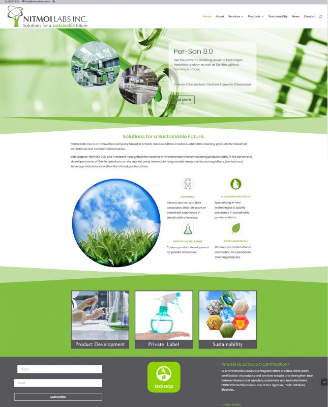 Orangeville Business website