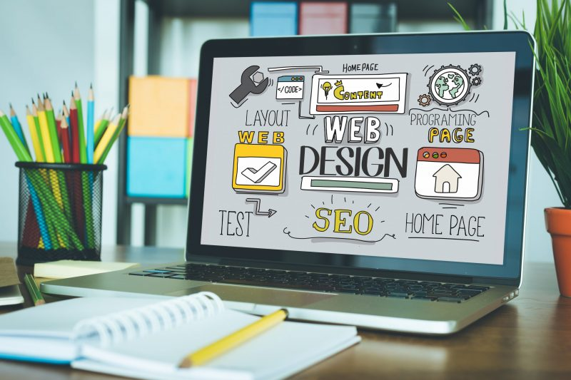 Web design and development Ontario