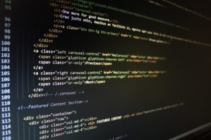web hosting the engine that runs the code